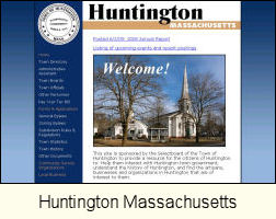 NEWebArt Portfolio image - Official site of Huntington MA