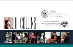 Lui Collins - Singer, songwriter, teacher
